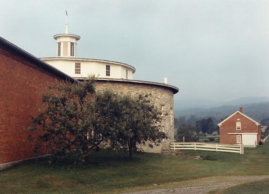 Round Barn and Poultry House | Ken Burns: The Shakers