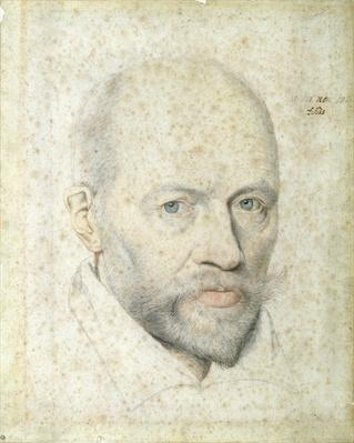 Portrait of St. Vincent de Paul
