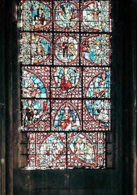 Window from the ambulatory