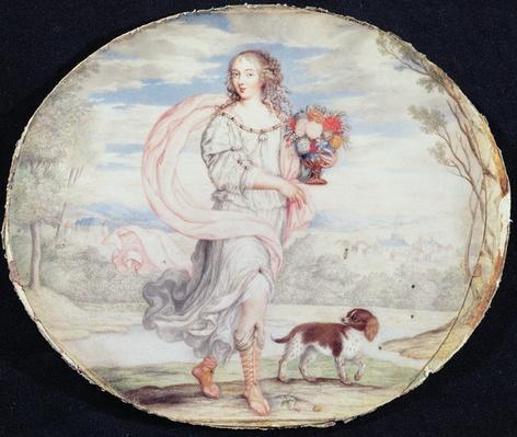 Francoise Louis de la Baume le Blanc