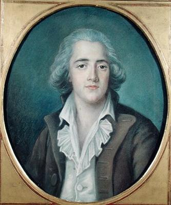 Portrait of Francois Rene