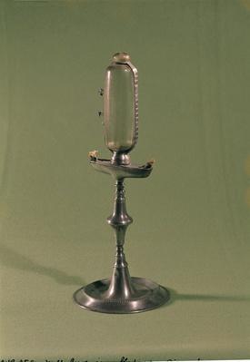 Hourly lamp, 1677