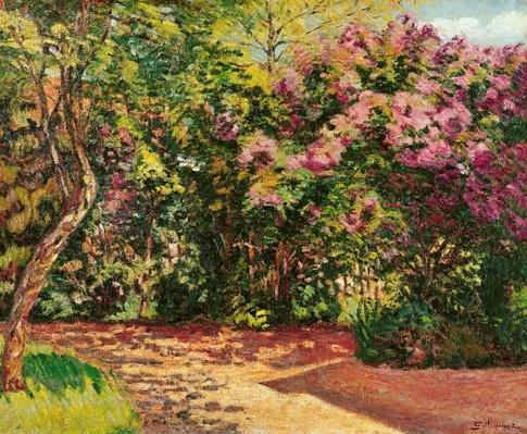 Lilac, the Artist's Garden