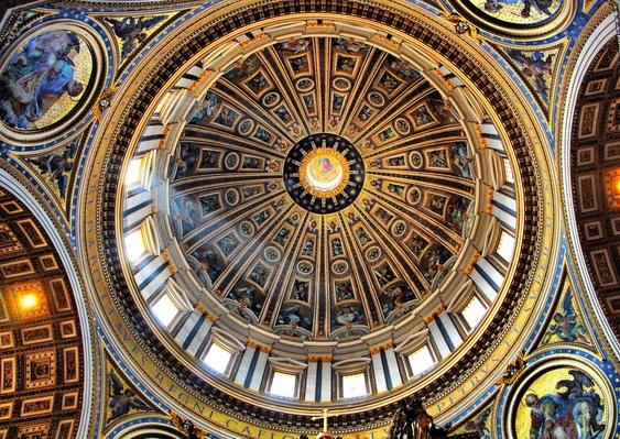 St Peter's Basilica | World Religions: Christianity