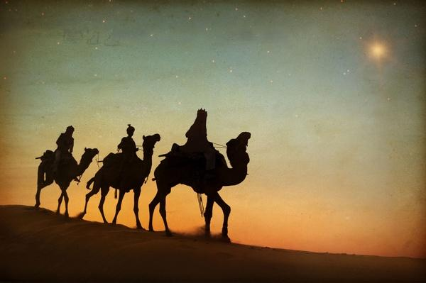 Three Wise Men | World Religions: Christianity