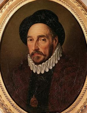 Portrait of Michel Eyquem de Montaigne