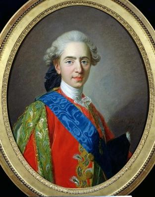 Portrait of Dauphin Louis of France