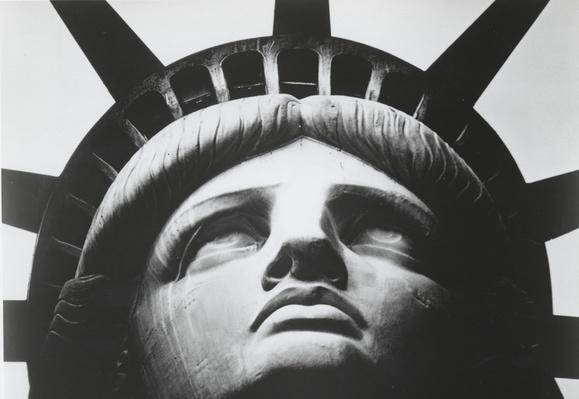 "The Face of ""Lady Liberty"" 