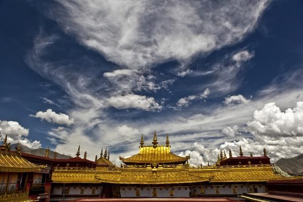 Jokhang Temple - Lhasa | World Religions: Buddhism