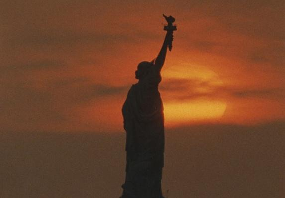 The Statue of Liberty in Silhouette | Ken Burns: The Statue of Liberty