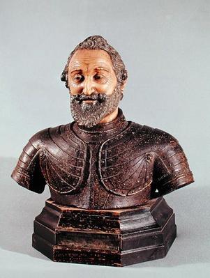 Bust of Henri IV