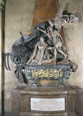 Tomb of Jean Baptiste Joseph Languet de Gergy