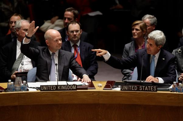 United Nations Security Council Discusses Situation In Syria | Conflicts: Syria