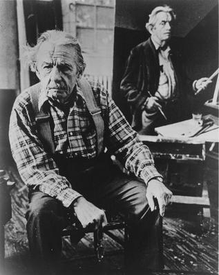 Thomas Hart Benton with Self-Portrait | Ken Burns: Thomas Hart Benton