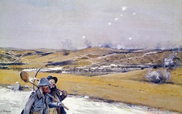 Verdun, 1916