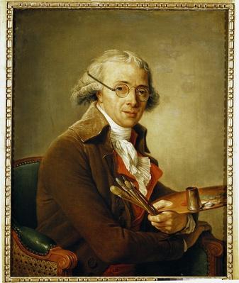 Portrait of Francois-Andre Vincent