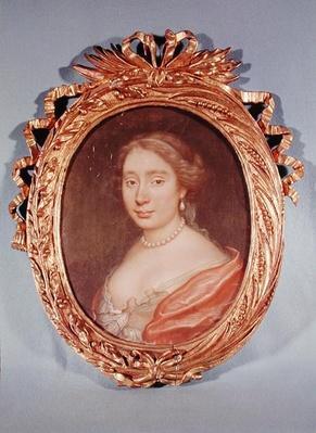 Portrait of Armande Bejart