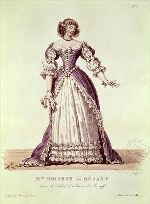 Madame Moliere, nee Armande Bejart