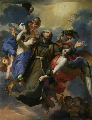 The Ecstasy of St. Peter of Alcantara