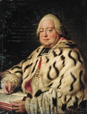 Portrait of Francois-Camille de Lorraine