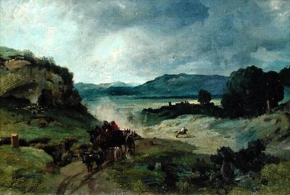 Roman Landscape, 1827