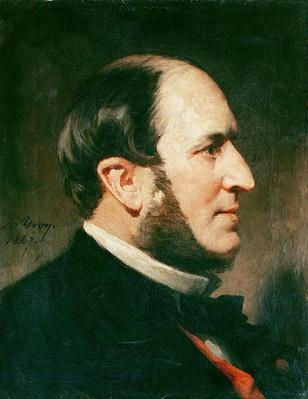 Baron Georges Eugene Haussmann