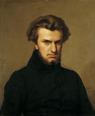 Portrait of Ambroise Thomas