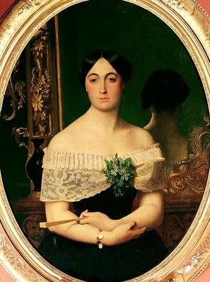 Portrait of Marianne Elisa Birch
