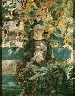 Portrait of Adele Tapie de Celeyran
