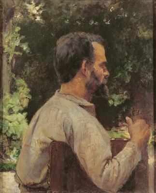 Head of a Man, Monsieur Etienne Devismes, 1882