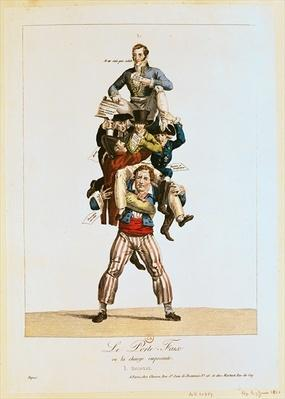 The Porter or, The Imposing Burden, c.1820