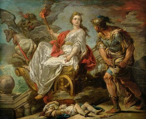 Jason and Medea, 1759