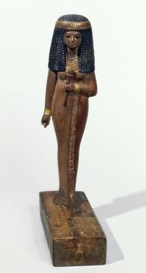 Statue of the Lady Nay, New Kingdom