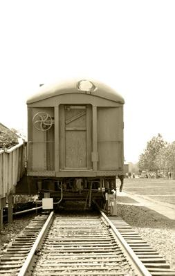 Immigration Railroad Car | U.S. Immigration | 1840's to present | U.S. History