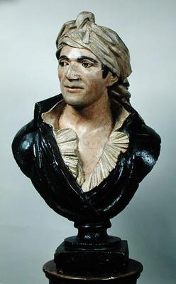 Bust of Jean Paul Marat