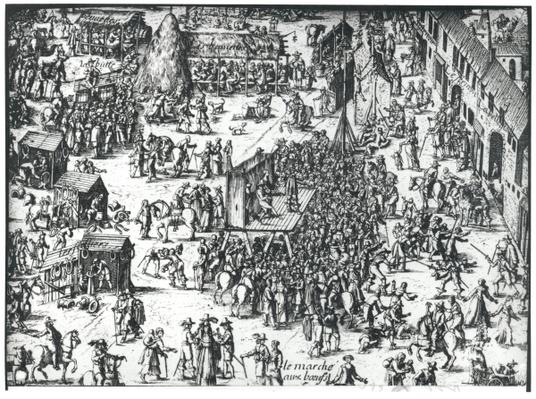 The Guilbray Fair and the Cattle Market