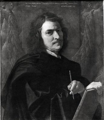 Self Portrait, 1649
