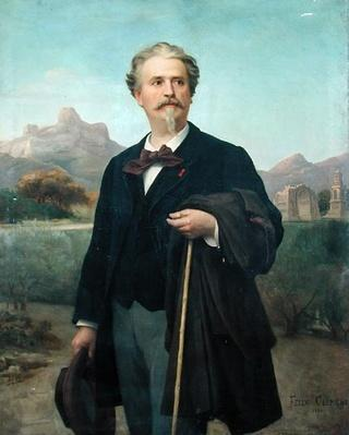 Portrait of Frederic Mistral
