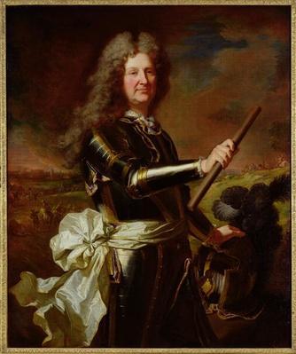 Portrait of Charles-Auguste de Matignon, Comte de Gace, Marechal de France