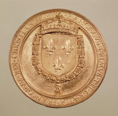 Seal of Francois I