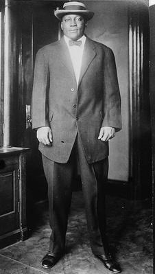 Jack Johnson Portrait | Ken Burns: Unforgivable Blackness