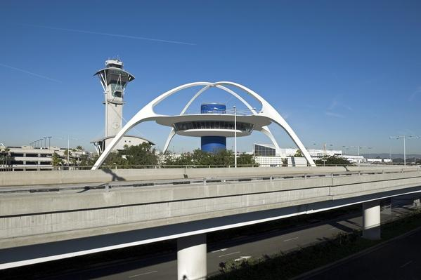 Los Angeles LAX | Famous American Architecture