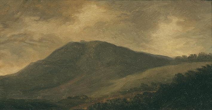 Monte Cavo, near Nemi