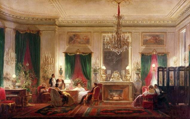 Salon of Princess Mathilde Bonaparte