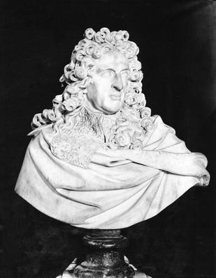 Bust of Andre Le Notre
