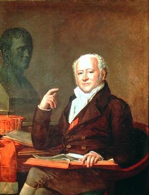 Portrait of Jean Nicolas Corvisart des Marets