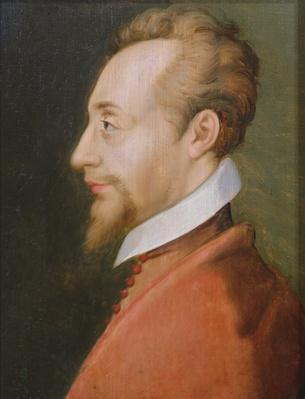 Cardinal Charles de Bourbon