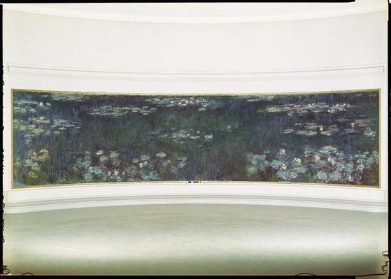 Waterlilies, 1915-26