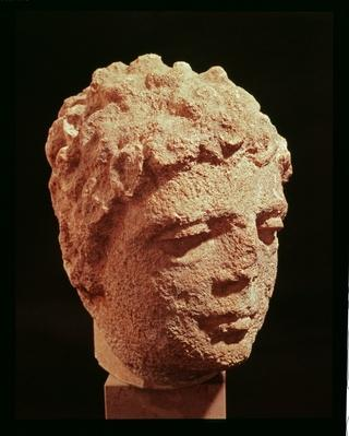 Head of a Divinity