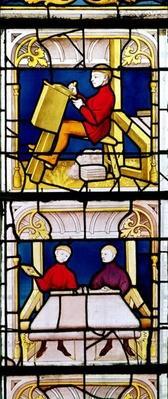 Cloth Merchant's Window
